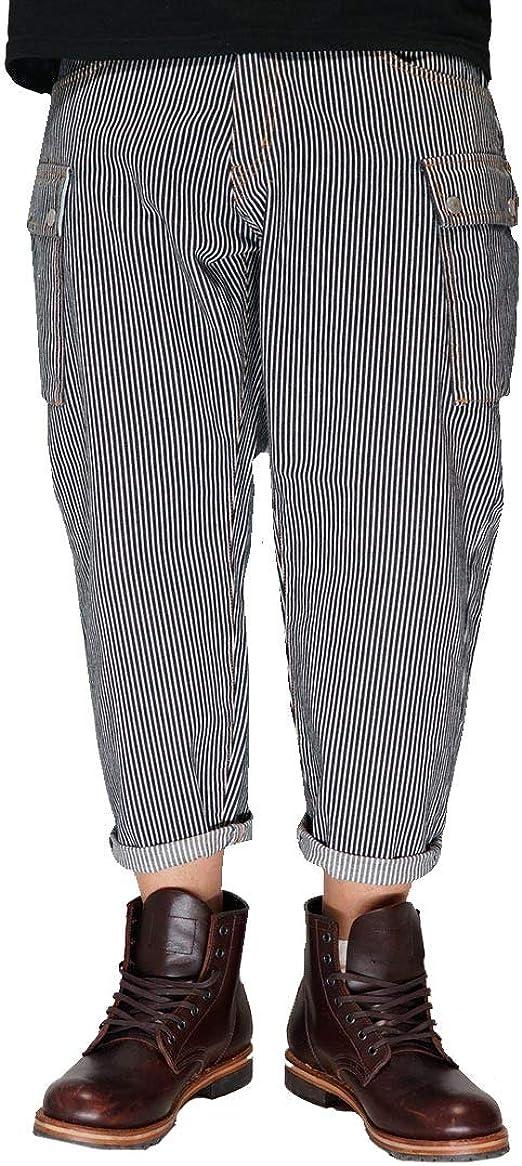 児島ジーンズ KOJIMA GENES クロップド カーゴ パンツ ジーンズ デニム 日本製 メンズ ワンウォッシュ MadeinJapan RNB-1287