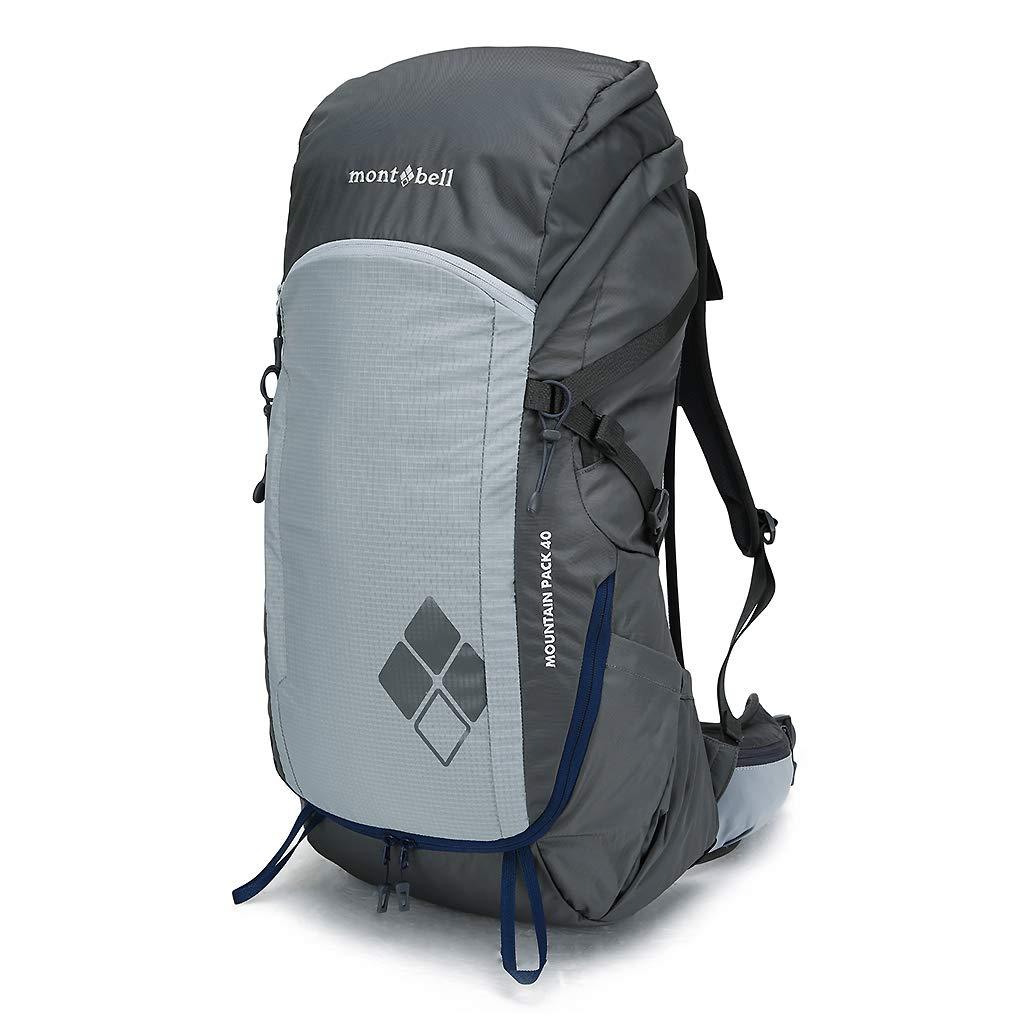 (モンベル) Mont-bell Mountain 40 Bag マウンテンバック (並行輸入品) One Size グレー B07NC4XCPZ