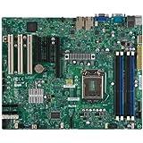 Supermicro X9SCA ATX Intel C204 PCH Single Socket LGA 1155 Motherboard
