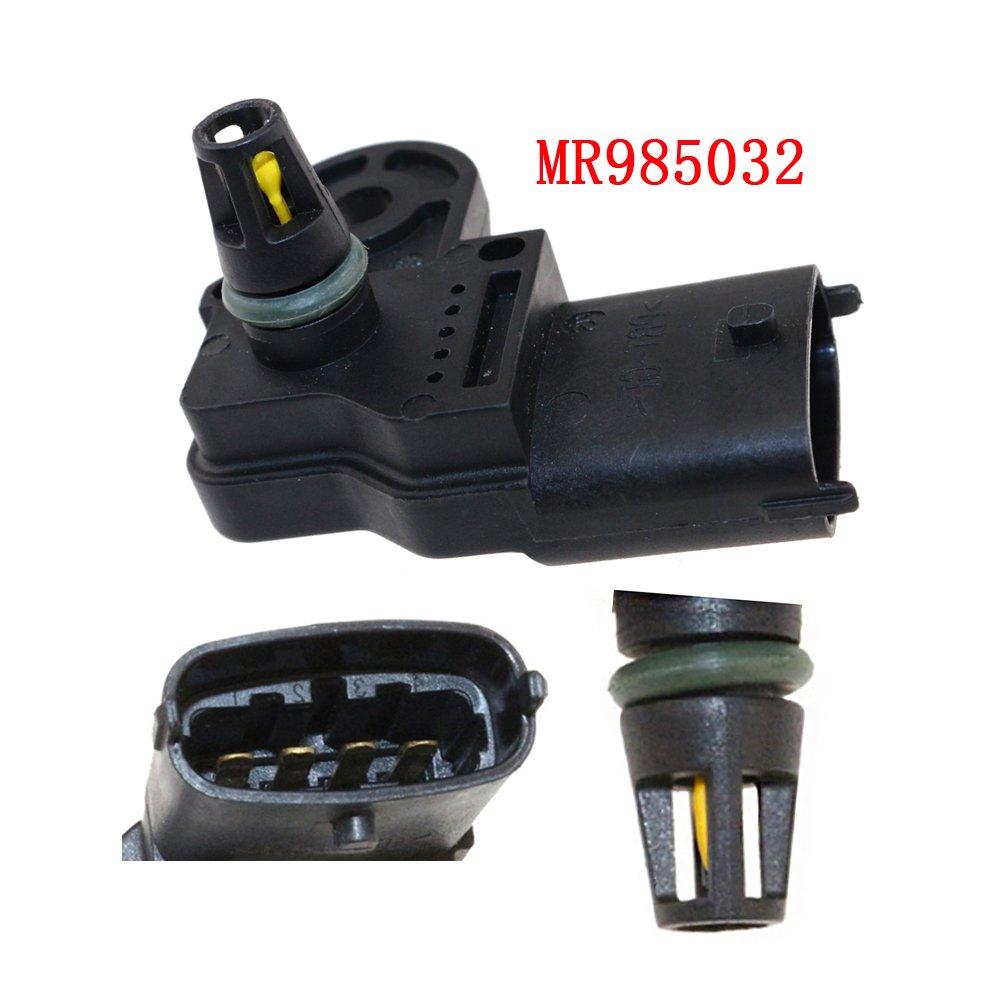 Map sensore di pressione collettore di aspirazione MR985032/0261230118/0/261/230/118