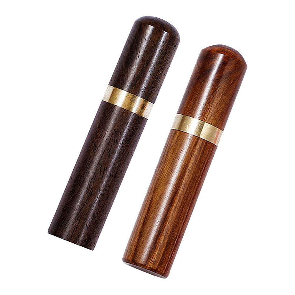 2 Pcs Wooden Sewing Needles Case Felting Pins Needles Storage Container Toothpick Holder Organizer Sewing Tools