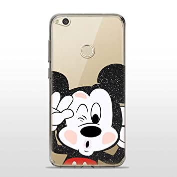 coque huawei p8 lite 2017 silicone mickey