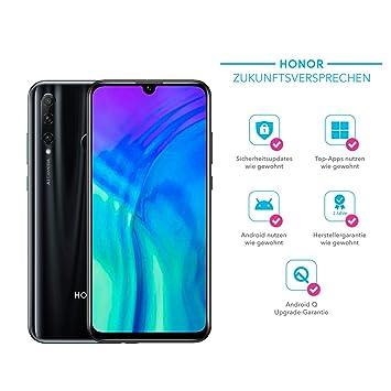 Honor 20 Lite 128 GB Smartphone Bundle con 32 MP AI Selfie Cámara ...