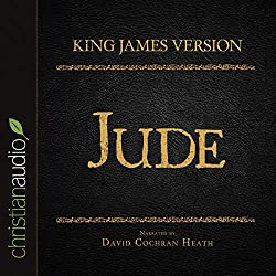 Holy Bible in Audio - King James Version: Jude