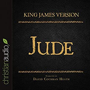 Holy Bible in Audio - King James Version: Jude Audiobook
