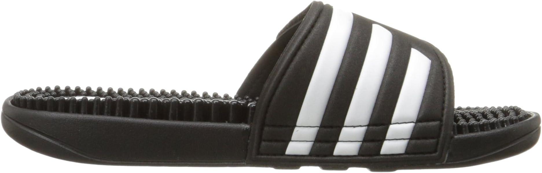 finest selection efbd7 9311a Performance adissage W Sandal Athletic, noir  noir  blanc, 4 M Us.  Retour. Appuyez ...