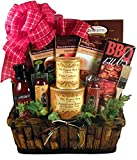 BBQ Flavors Gift Basket for Men, Couples or Families