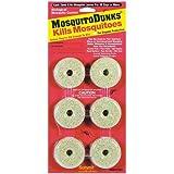Mosquito Dunks 102-12 Mosquito Killer, 6 Pack