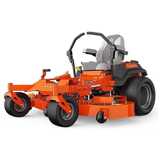 Amazon.com: Ariens 991157 Apex 60 tractor cortacésped, Zero ...