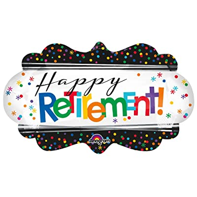 """Officially Retired 27"""" Balloon: Toys & Games"""