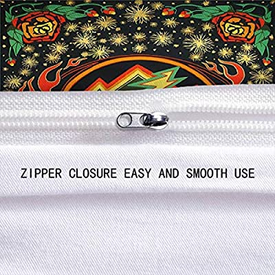 XZBLCMWYBYYYQ Steal Your Face Special Edition Bedding Duvet Cover Setting Duvet Cover with Pillowcases King Bedding Sets for Kids and Family Home Decor Soft Comfy Simple: Kitchen & Dining