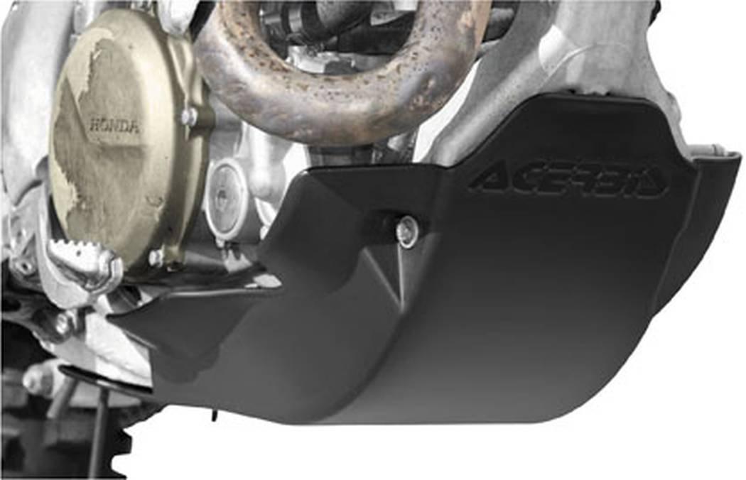 Acerbis Skid Plates Blk Crf450X 05-10 ACERBIS USA INC.