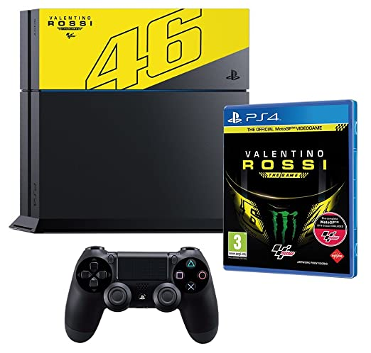 12 opinioni per PlayStation 4 1 Tb C Chassis + Valentino Rossi The Game [Bundle Special Limited]