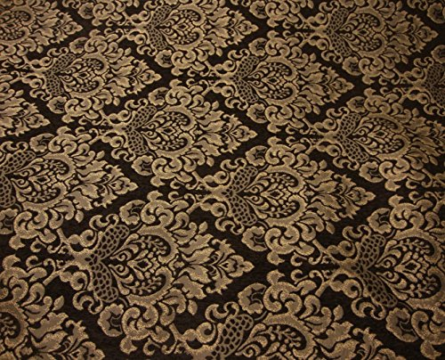 How to buy the best chenille fabric by the yard brown?