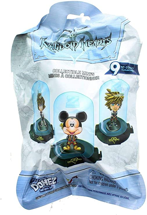 All Figures Avaliable. New Disney Cats Domez Collectible Figures