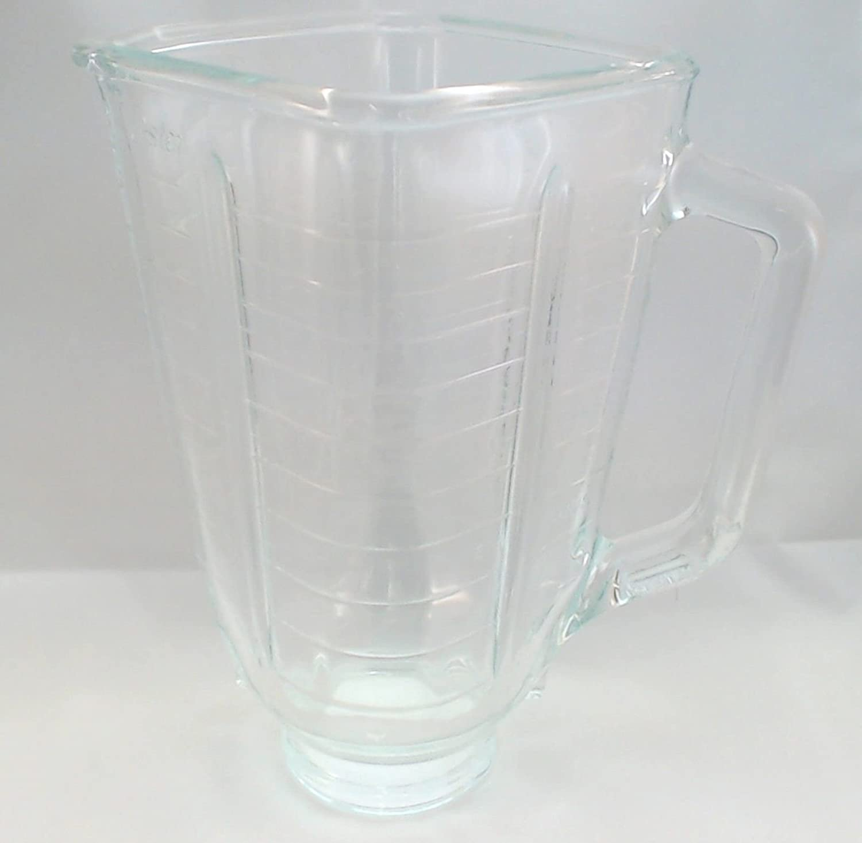 Oster 025843 - 000 - 000 BATIDORA jarra de cristal (cuadrado ...