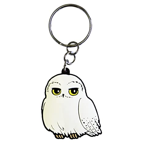 ABYstyle abykey184 Harry Potter - Llavero Hedwig: Amazon.es ...