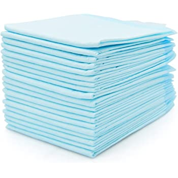 Amazon Com Goodnites Disposable Bed Mats 9 Count Health