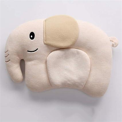 WLIXZ Almohada para bebé recién Nacido de 0 a 1 años de Edad, Forma ...