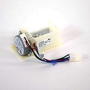 Whirlpool W10594329 Refrigerator Air Damper Control Assembly Genuine Original Equipment Manufacturer (OEM) Part