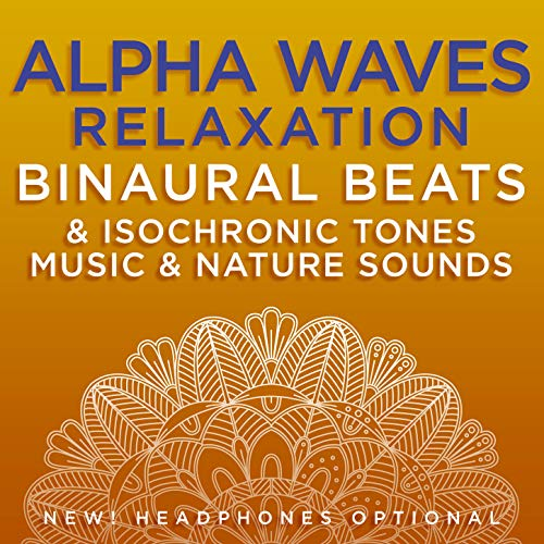 Tension and Stress Soother - 9.1 Hz Alpha Frequency Binaural Beats