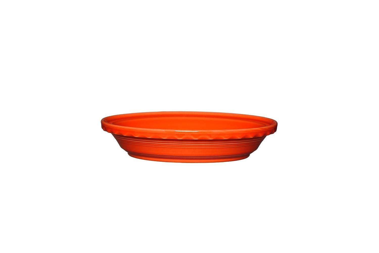 Fiesta Deep Dish Pie Baker, 10-1/4-Inch, Poppy 487-338
