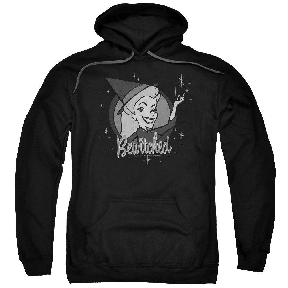 Bewitched - - Herren Snap Pullover Hoodie