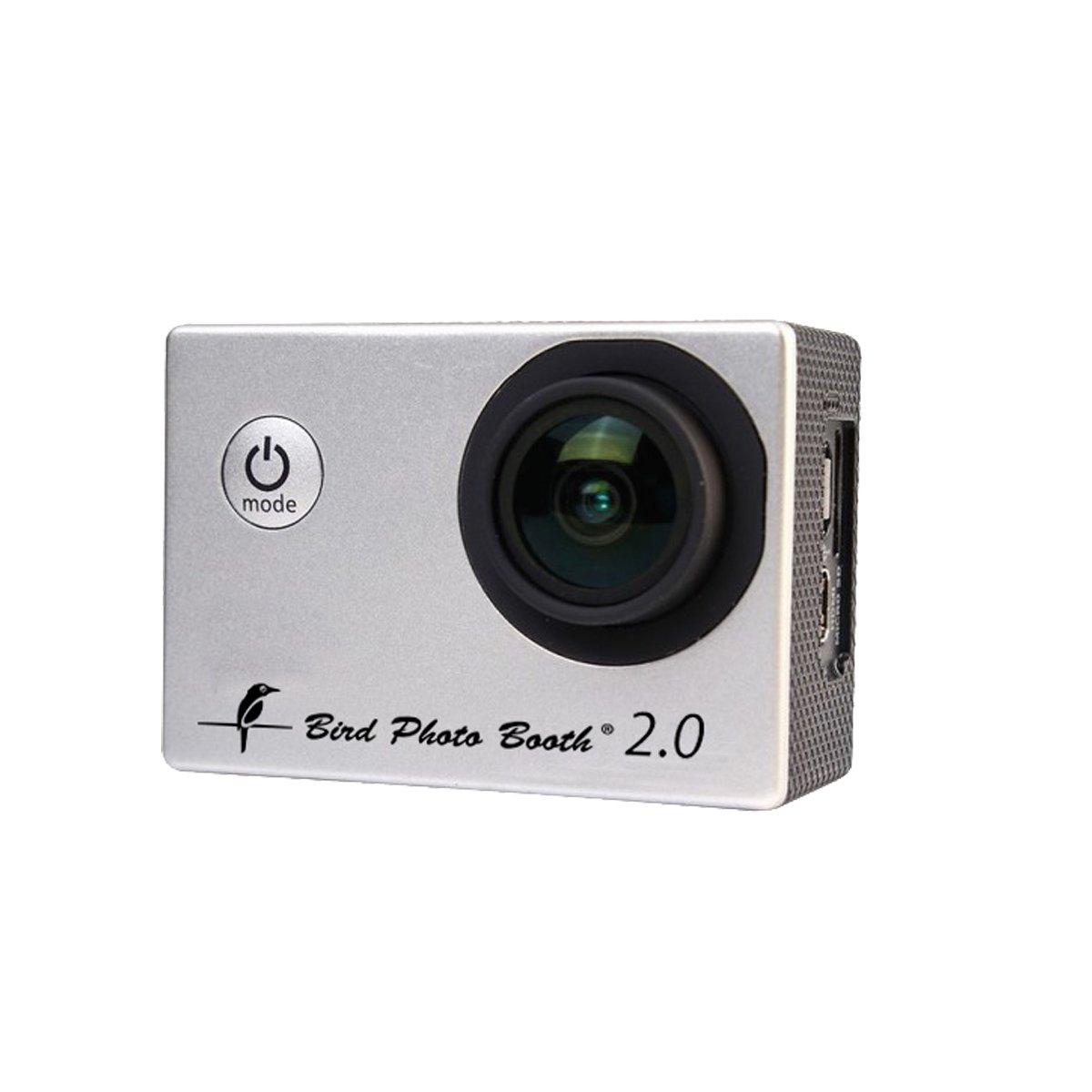 鳥写真ブース2.0 4 K motion-activatedワイヤレスWi Fi鳥Cam。 B01FT5WKXU