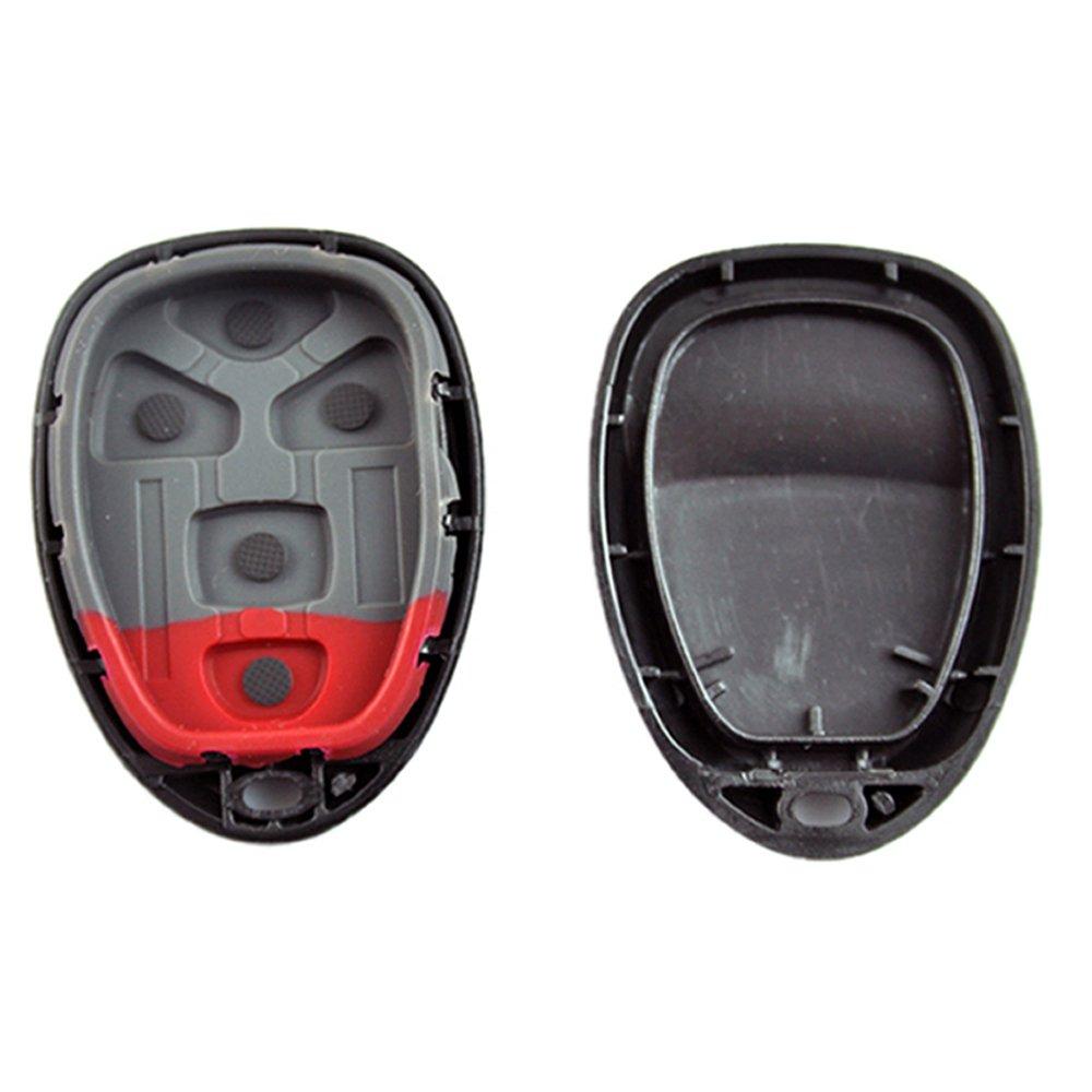 Malibu 2011 chevy malibu remote start not working : Amazon.com: New PAD + 5 Buttons for Gm Remote KEY Keyless Car Case ...