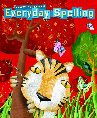 SPELLING 2008 STUDENT EDITION CONSUMABLE GRADE 1