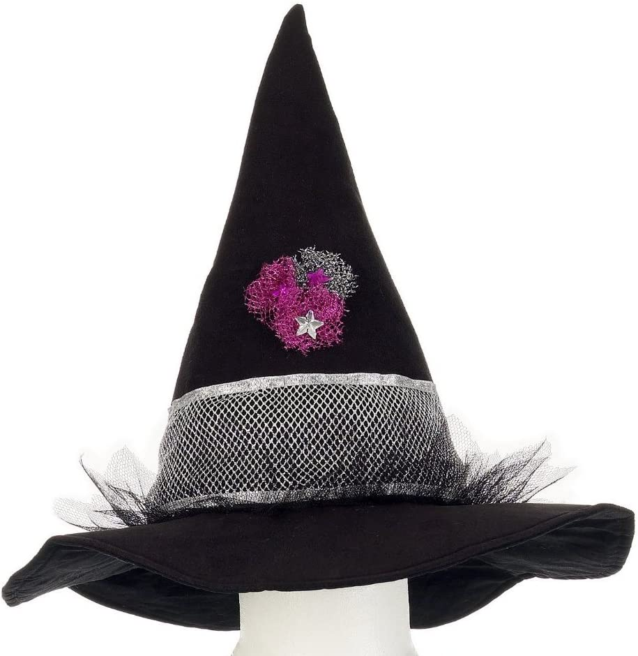 Souza for Kids 235 - Disfraz de bruja hechicera para niña (3 años ...