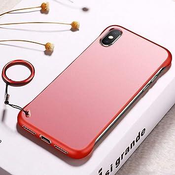 AMEINV Caja del teléfono móvil Funda sin Marco para iPhone 6 6S 7 ...