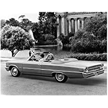1963 Ford Galaxie 500 XL Convertible Factory Photo