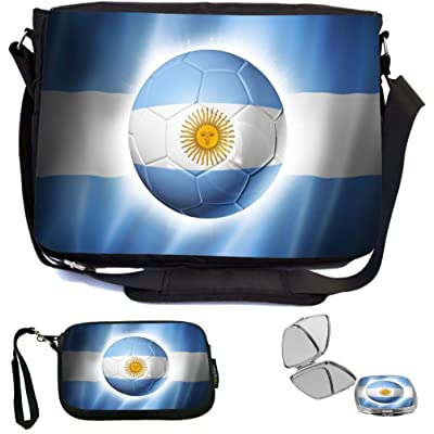 d63dbd6ebb0b Rikki Knight Brazil World Cup 2014 Argentina Football Soccer Flag ...