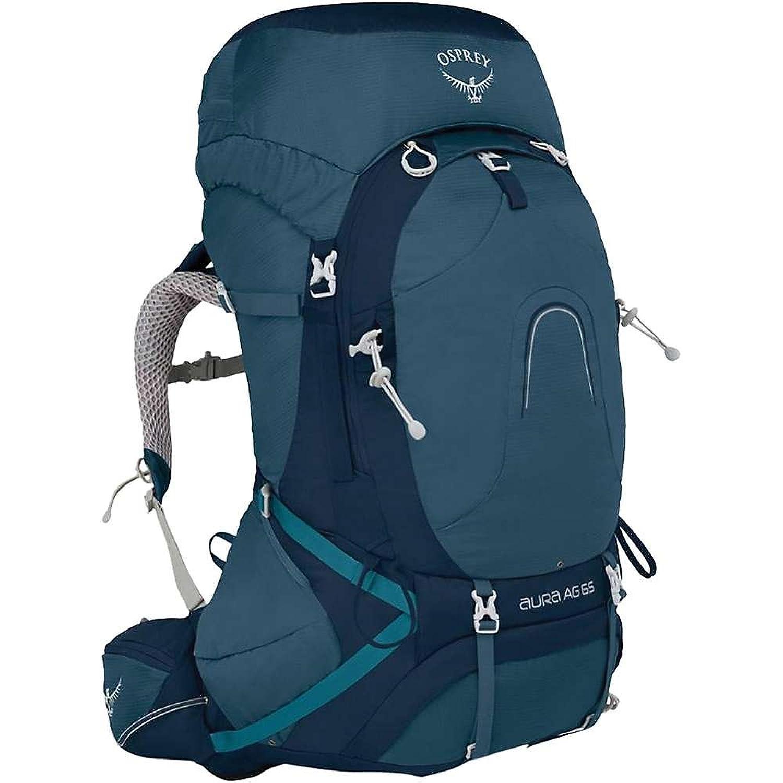 オスプレー バッグ バックパックリュックサック Osprey Women's Aura AG 65 Pack Challenger [並行輸入品] B079BPYGN8  Small