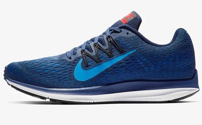 Nike Air Zoom Winflo 5, Zapatillas de Running para Hombre, Azul (Blue Void/Photo Blue/Indigo Force/Black 405), 48.5 EU: Amazon.es: Zapatos y complementos