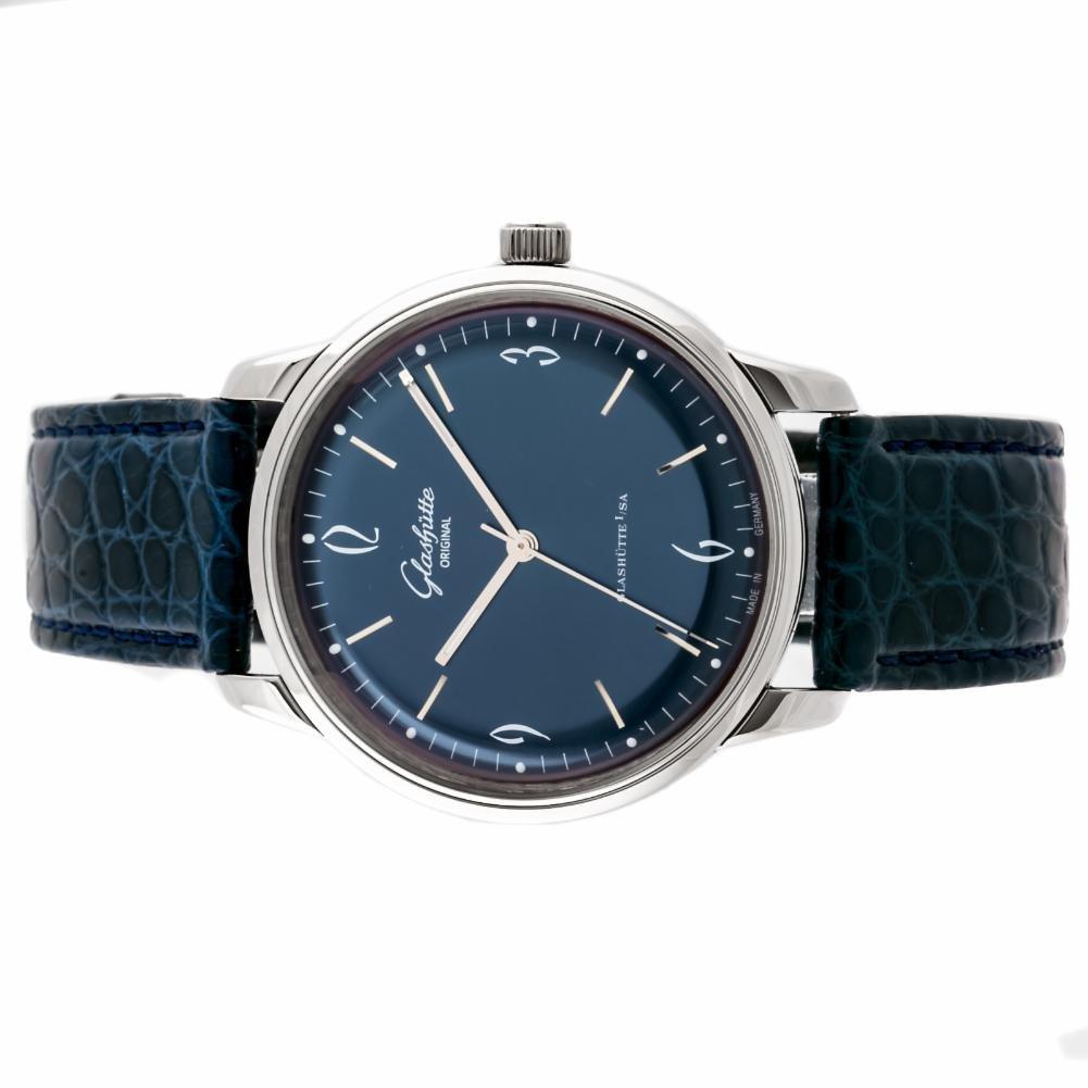 Glashutte Original Senator automatic-self-wind mens Watch 1-39-52-06-02-04 (Certified Pre-owned)