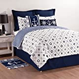 Sailor'S Bay King Mini Set ,1 PC King Quilt and 2 PC Standard Shams Review