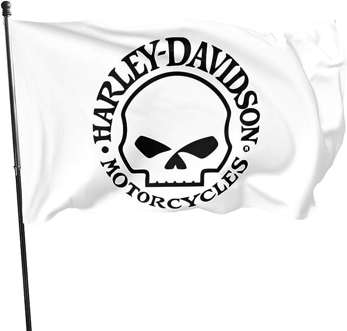 Top 10 Harley Garden Flags