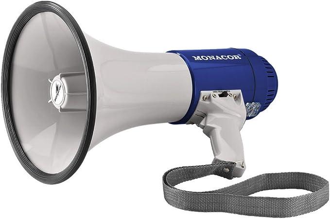 Megaphon Megafon Megaphone Monacor TM-27