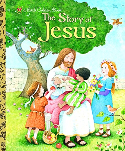 (The Story of Jesus (Little Golden Book))