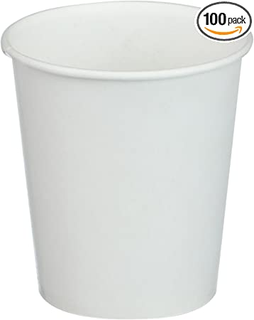 "Jazz SOLO Treated Paper Water//Refill Cup 5 oz Capacity 2.5/"" x 2.8/"" CS//3000"