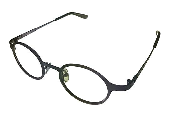 1804fdcdbc1 Amazon.com  CONVERSE Eyeglasses P005 Gunmetal 42MM  Clothing