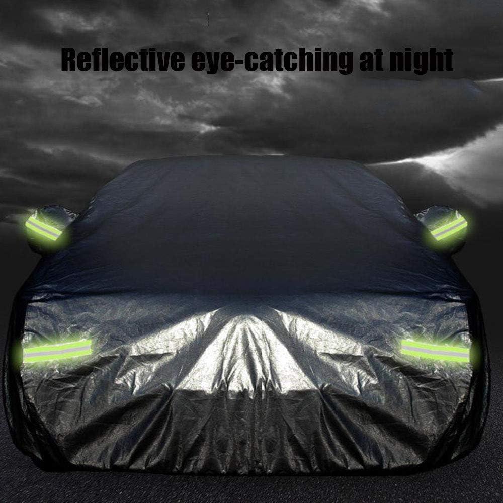 BINGFENG Copertura Auto antigrandine per Audi Q3Q5A6LA4LQ5L Car Cover Anti-Uccello feci Anti-UV in Pelle Spessa Copertura Auto A6L Oxford Thickening