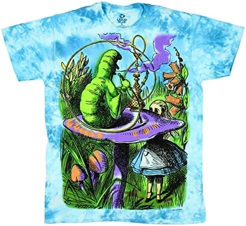 Disney Alice in Wonderland Tie Dye Graphic T-Shirt