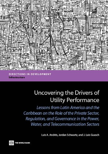 Uncovering the Drivers of Utility Performance: Lessons from Latin America and the Caribbean on the Role of the Private Sector, Regulation, and Governance ... Sectors (Directions in Development)