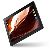 "Tablet M10A Quad Core Android 7.0 Dual Câmera 3G e Bluetooth, Multilaser, NB253, 16 GB, 10"", Preto"