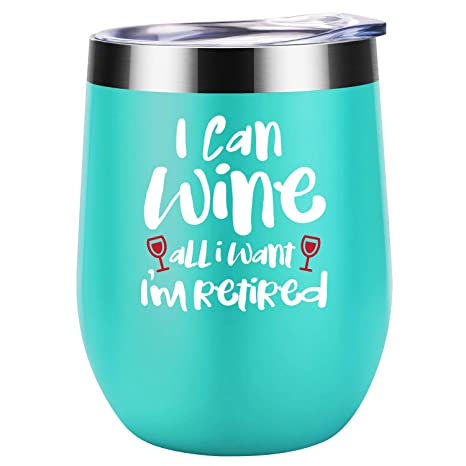 Amazon.com: I Can Wine All I Want Im Retired – Regalos de ...