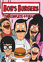 Bob\'s Burgers: The Complete 4th Season