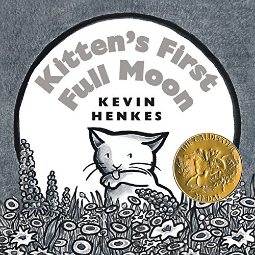 Kitten's First Full Moon Board Book (Youngest Readers)